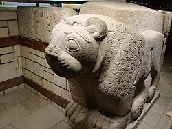 HittiteLion AnkaraMuseumAnatolianCivilizations.JPG
