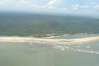 Hồ Cốc - Image: Ho coc beach