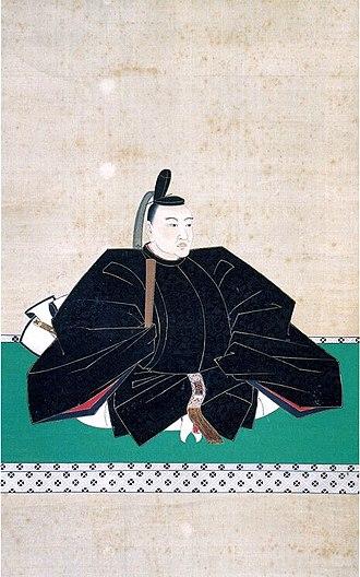 Hōjō Ujinao - Image: Hojo Ujinao