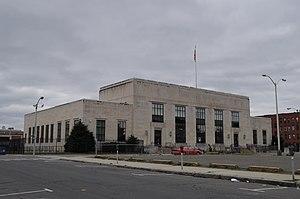 United States Post Office–Holyoke Main - US Post Office-Holyoke Main