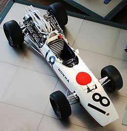Honda RA273 в Honda Collection Hall