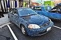 Honk Fest West 2015, Georgetown, Seattle - art cars - Honda Civic with stones 02 (18994587395).jpg
