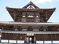 Horyu-ji National Treasure World heritage 国宝・世界遺産法隆寺64.JPG