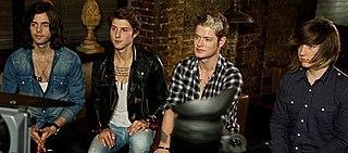Hot Chelle Rae American rock band