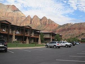 Springdale, Utah - Hotel in Springdale, Utah