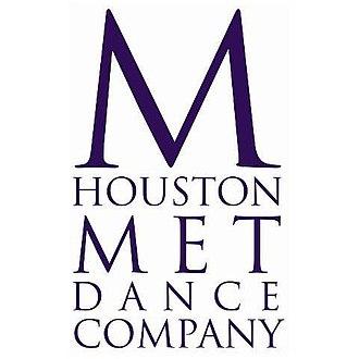 Houston Metropolitan Dance Company - Image: Houston Met Logo