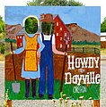 Howdy from Dayville, Oregon Sign (37767994086).jpg