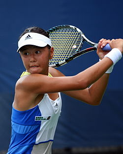 Hsu Ching-wen at the 2013 US Open.jpg