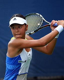 Hsu Ching-wen Taiwanese tennis player