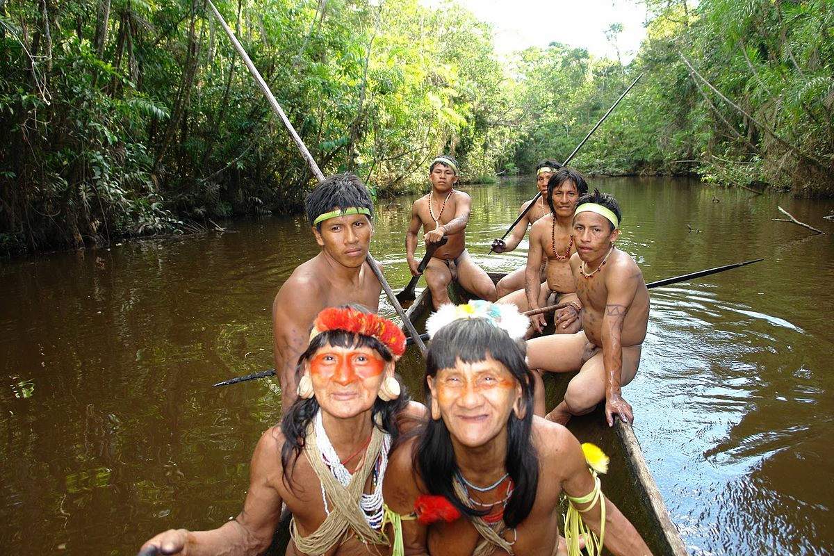 huaorani of ecuador essay Ethnography of the huorani indians of ecuador in south america this photographic essay covers basic aspects of their culture, language, history and their current struggle with oil companies who are destroying their rainforest in the amazon.