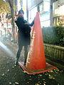 Huge traffic cones (2103613620).jpg