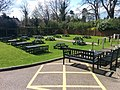 Hunting Lodge garden at Barrow on Soar Leicester.jpg