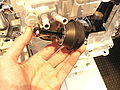 Hydraulic EGR valve open.JPG
