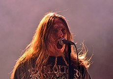 Hypocrisy, Peter Tägtgren at Party.San Metal Open Air 2013 12.jpg