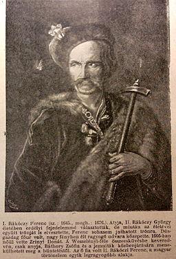 I. Rákóczi Ferenc (1645-1676)