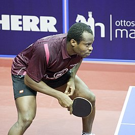 Quadri Aruna in 2017