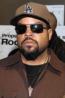 Ice Cube American hip hop artist, music producer and actor