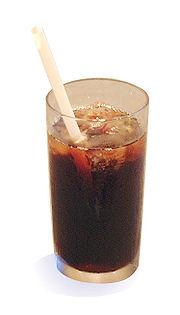 ...это холодный вариант обычно приготовленного кофейного напитка.