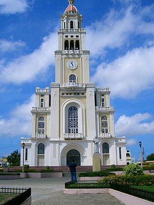 Espaillat Province - Iglesia Sagrado Corazon de Jesus, Moca