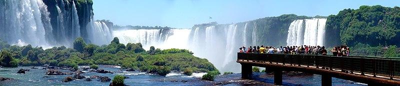 Iguazu Décembre 2007 - Panorama 7