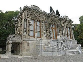 Ihlamur Palace - Image: Ihlamur Palace Ceremonial House 06