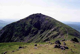 Ill Bell mountain in United Kingdom