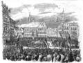 Illustrirte Zeitung (1843) 21 325 1 Die Enthüllung der Statue des Markgrafen von Baireuth.PNG