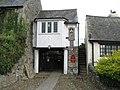 Ilsington, The west Lych Gate - geograph.org.uk - 1030557.jpg