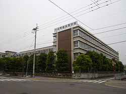 Imabari Meitoku High School.JPG