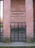 Immanuel Kant Tomb | RM.