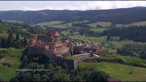 File:Impressionnant château en Franche-Comté - Des Racines et des Ailes - YouTube.webm