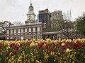 Independence Hall Flowers.jpg