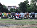 Indian Elephants at London's Elephant Parade - geograph.org.uk - 1933924.jpg