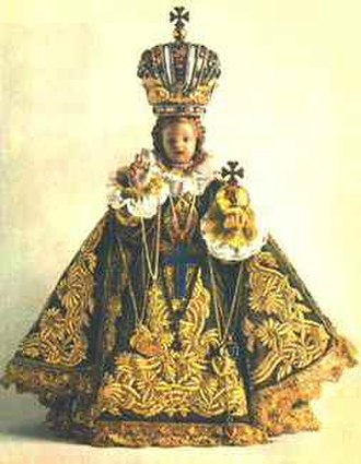 Catholic devotions to Jesus - Infant Jesus of Prague