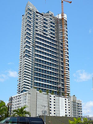 Infinity at Brickell - Image: Infinity at Brickell
