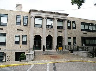 Ingram, Pennsylvania - Former Ingram Public School