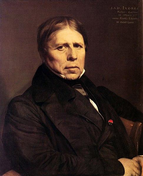 File:Ingres-autoportrait-1858 Florence.jpg