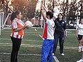 Inicios del Fútbol Femenino en Club Atlético Unión de Santa Fe (2011) 06.jpg