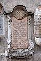 Inscription, Sankt Peter, Munich 45.jpg