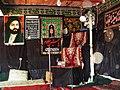 Inside of a Hosseineh on karte 4 hill - panoramio - Masoud Akbari.jpg