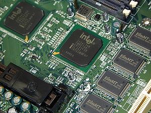 Intel740 - A mainboard with Intel i740.
