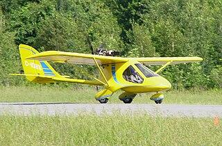 InterPlane Skyboy ultralight aircraft by InterPlane Aircraft