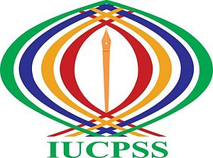 Inter University Consortium for the Promotion of Social Sciences Arts and Humanities (IUCPSS) Logo.jpg