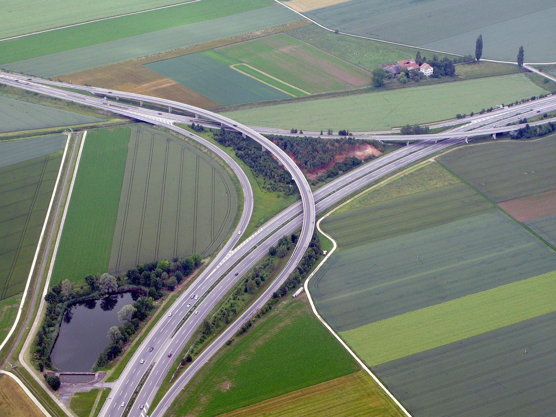 Landschaftszerschneidung – Wikipedia