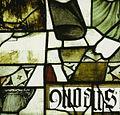 Interieur, glas in loodraam NR. 20, detail B 6 - Gouda - 20257569 - RCE.jpg