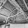 interieur, overzicht schuur, kapconstructie - sint-oedenrode - 20001813 - rce