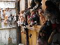 Interior de cabaña en isla de las muñecas.JPG