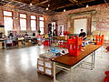 Interior of Shuxin Hall before Event 20140705b.jpg