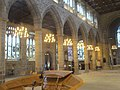 Interior of Wakefield Cathedral (8th December 2020) 005.jpg