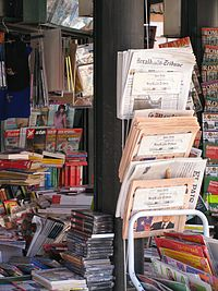 International newspaper, Rome May 2005.jpg